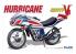 Fujimi maquette moto 141473 Hurricane V3 serie super hero 1/12