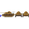 tamiya maquette militaire 35215 panzer III 1/35