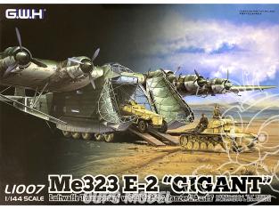 Great Wall Hobby maquette avion L1007 Transporteur Me323 E-2 Gigant de l'armée de la Luftwaffe 1/144