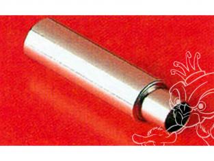 fujimi kit d'amélioration 11056 Silencieux échappement en métal 1/24
