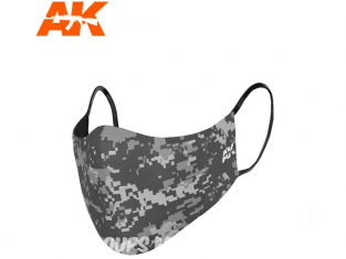 Ak Interactive AK9099 Masque camouflage classique 02 réutilisable