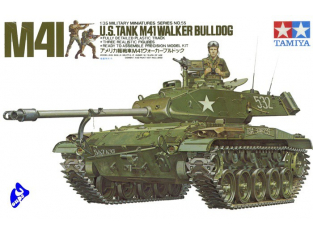 tamiya maquette militaire 35055 M41 1/35