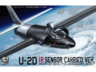 AFV maquette avion 48113 Lockheed U-2D DRAGON LADY 1/48