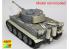 Aber 16140 Tiger I Ausf.E Tunisie 501 abt Bac de rangement de tourelle pour Tamiya 1/16