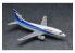 Hasegawa maquette avion 10839 ANA Boeing 737-500 «Super Dolphin 1995/2020» 1/200