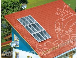 Faller 180544 Lot d aménagement de toits HO