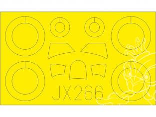 Eduard Express Mask JX266 CR.42 Icm 1/32
