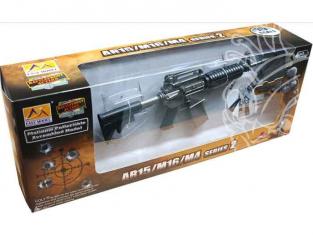 Easy model miniature arme 39108 FUSIL ASSAUT M4A1 1/3