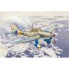 TRUMPETER maquette avion 02422 Junkers Ju-87B-2/U4 Stuka 1/24