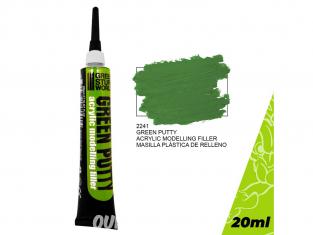 Green Stuff 506006 Mastic acrylique Green Putty 20ml