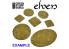 Green Stuff 507461 Rouleaux texturés elfes