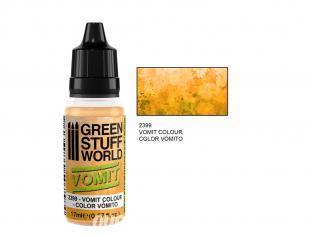 Green Stuff 2399 Effet Vomi 17ml