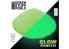 Green Stuff 2408 Poudre luminescente VERT de l'ÂME 30ml