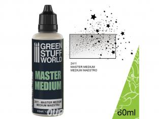 Green Stuff 2411 Master Medium 60ml