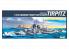 ACADEMY maquettes bateau 14111cuirassé Tirpitz 1/350