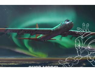 Roden maquette avion 347 Convair B-36 Peacemaker1/144