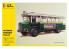 Heller maquette camion 80789 Autobus parisien TN6 C2 1/24