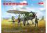 Icm maquette avion 32022 CR. 42 LW avec Pilotes Allemand 1/32