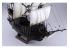 AOSHIMA maquette bateau 055007 NAVIRE PIRATE 1/100