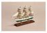 AOSHIMA maquette bateau 05656 Voilier christian radich 1/350