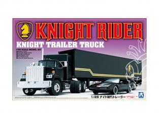 Aoshima maquette camion 030660 Knight Rider k2000 1/28