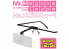 Mr Hobby accessoire LP02 M. Glasses Loupe