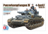 TAMIYA maquette militaire 35374 Panzer IV Ausf.F Sd.Kfz.161 1/35
