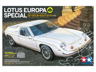 TAMIYA maquette voiture 24357 LOTUS SUPER 7 SERIES II 1/24
