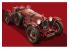 Italeri maquette voiture 4708 Alfa Romeo 8C 2300 Roadster 1/12