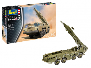 Revell maquette militaire 03332 SCUD-B 1/72