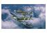 Revell maquette avion 03710 Combat Set Messerschmitt Bf109G-10 et Spitfire Mk.V 1/72