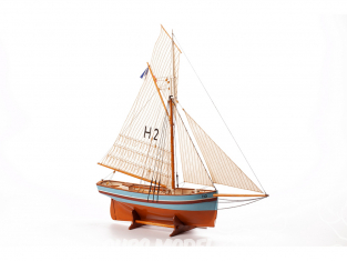 Billing boats bateau bois 904 HENRIETTE MARIE 1/50