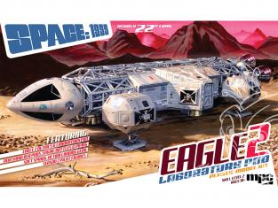 MPC maquette fiction 923 Cosmos 1999 ou Space 1999 Eagle II avec Lab Pod 1:48