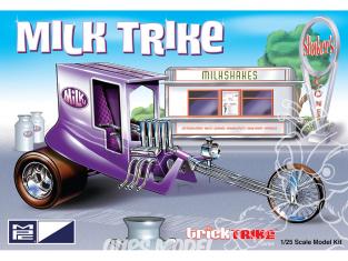 MPC maquette moto 895 Milk Trike (Trick Trikes Series) 1/25