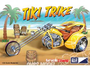MPC maquette moto 894 Tiki Trike (Trick Trikes Series) 1/25