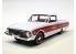 AMT maquette camion 1189 1960 Ford Ranchero avec accessoires Coca-Cola 1/25