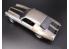 AMT maquette camion 1155 Camaro Z28 1970 Pare-chocs complet 1/25