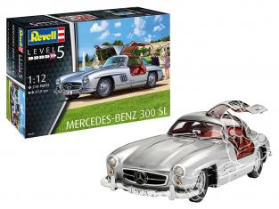 Revell maquette voiture 07657 Mercedes 300SL 1/12