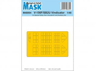 Special Hobby Masque avion M48004 V-156F/SB2U Vindicator 1/48