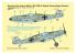 Special Hobby Masque avion K72031 Bf 109E-4 German Ace H. Wick Decal Motley Camo 1/72