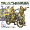 tamiya maquette militaire 35245 moto jgsdf 1/35