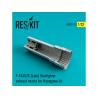 ResKit kit d'amelioration avion RSU32-0023 Tuyère pour Starfighter (S/G Late) pour kit Hasegawa 1/32