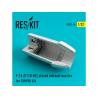 ResKit kit d'amelioration avion RSU32-034 Tuyère pour F-16 (F100-PW) closed kit Tamiya 1/32