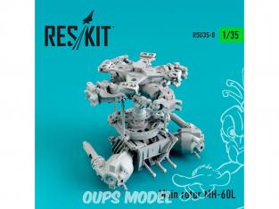ResKit Kit RSU35-0008 Rotor principal MH-60L 1/35