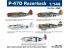 EDUARD maquette avion 4469 P-47D Razorback Super44 1/144