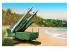 TRUMPETER maquette militaire 02353 Lanceur soviétique 5P71 avec missiles 5V27 Pechora (SA-3B Goa) chargées 1/35