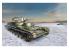 TRUMPETER maquette militaire 09584 Char lourd soviétique SMK 1/35