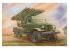 TRUMPETER maquette militaire 01075 Lance-roquettes multiple soviétique 2B7 BM-13 NM 1/35