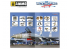 MIG Weathering Aircraft 5218 Numero 18 Accessories en Anglais