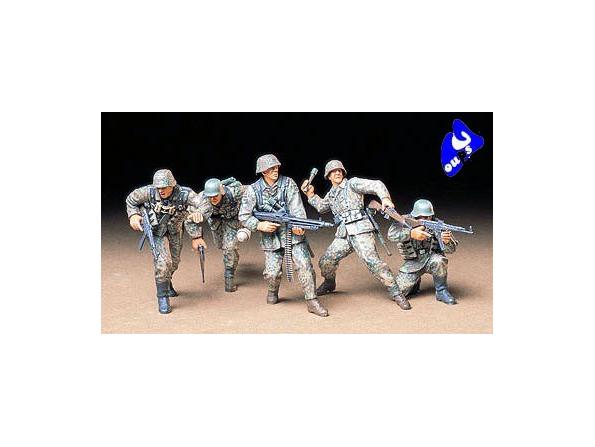 tamiya maquette militaire 35196 infanterie allemande 1/35
